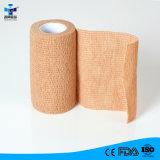 Primeiros socorros médicos Crepe bandagem de socorro de emergência-8