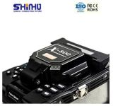 Máquina que empalma de la restauración de la red de Shinho X800 de la encoladora de la fusión de la corrección de la fibra