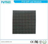 Color& simple P10 polychrome annonçant le module d'Afficheur LED d'intérieur
