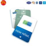 Scheda di plastica del codice a barre di RFID con lo SGS approvato