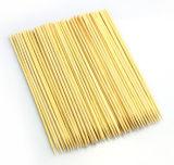 Nueva ronda de bambú natural mayorista pincho por parte utilice (BC-BS002)