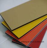 PE revestidos do Painel Composto de Alumínio de Alta Qualidade Folha ACP