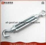 Падение выковало тандер веревочки крюка DIN 1480 и провода крюка