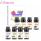 Aromatherapy 상단 8 정유 고품질 기름 유포자 정유의 순수한 100%