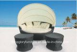Sofà di vimini della mobilia di svago del rattan esterno di Paito da vendere (TG-JW28)