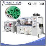 Ligne efficace élevée d'extrusion de tube de PE/machine en plastique de pipe de HDPE