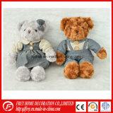 Stuk speelgoed van de Teddybeer van de Gift van de vakantie het Baby Gevulde