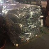aço inoxidável 90° Curvaturas do encaixe de tubulação do aço inoxidável do cotovelo Dn200 Sch10s