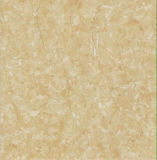 kijkt het Grijze Marmer van 600X600mm de Volledige Opgepoetste Verglaasde Tegel van de Vloer van het Porselein