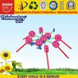 Educação de plástico novo estilo popular Blocos Mini Toy