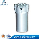 Ferramenta de Perfuraçaäo T51 Botão de carboneto de tungsténio fundido roscados brocas de perfuração de rocha