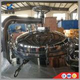 Saída Alta do Óleo 100L equipamentos de extração de óleo essencial de unidade de destilação a vapor