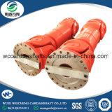 Asta cilindrica di cardano su ordinazione di lunghezza di SWC550A con il prezzo di fabbrica