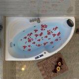 Coin acrylique massage et bain à remous Bahtub (BG-5002)