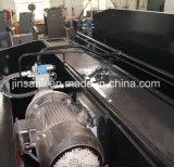 Máquina dobradeira de placa/chapa metálica máquina de dobragem de Trabalho (WC67Y-125T/3200)