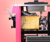 [ستينلسّ ستيل فلوور] حامل قفص [إيس كرم] آلة لأنّ عمليّة بيع