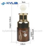 botella de cristal de empaquetado del cosmético de la gota del petróleo esencial del árbol del té 30ml