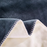 полиэфир 100% одеяла фланели 2ply 300g