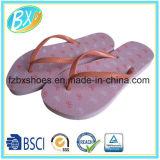 Sandali della stampa di Bowknot delle donne di caduta di vibrazione