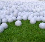 Billes de golf neuves estampées en gros promotionnelles de pratique