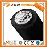 Câble d'alimentation Yjv Yjlv Yjy Yjly Yjlw de tension de basse tension de tension du câble d'alimentation moyen 600V XLPE de PVC ou de XLPE