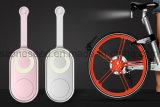 Microusbの再充電可能な屋外のバイクの後部ライト