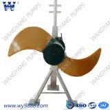 Propeller Met duikvermogen van de Stroom Qdt van het Gietijzer de Materiële
