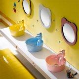 Los niños de cerámica de porcelana sanitaria Lavabos para el Kindergarten (B1001)