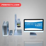 Mini máquina de la marca del laser de la fibra