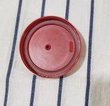 Красный бамбук волокна наружное кольцо подшипника крышки с Silcione цепочки ключей (BC-BL001)