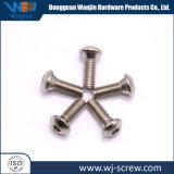 Custom La Chine a fait l'intérieur de la tête hexagonale en acier inoxydable vis transversale