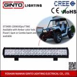 20inch車オフロード4X4 (GT3400-126W)のための明るい運転LEDのライトバー