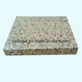 El panal de aluminio del color de piedra artesona el revestimiento externo de la pared