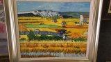 傑作の再生---壁のためのキャンバスのゴッホの油絵