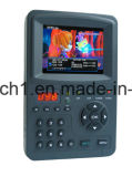 "3.5 "" DVB-S2 Digital Satellitensucher-Messinstrument"