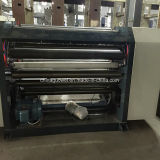 200 M/MinのプラスチックフィルムのためのRewinder自動PLC制御スリッターそして機械