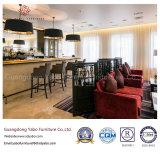 Los muebles modernos del restaurante fijaron con el sofá de la silla de la barra (YB-WS-67)