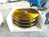 Eje del acero de carbón del CNC de la alta precisión que trabaja a máquina