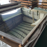 SUS 304 лист из нержавеющей стали для полировки наружного зеркала заднего вида