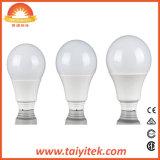 セリウムの公認E27アルミニウムプラスチックRC LED球根
