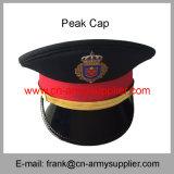 役人の帽子警察の帽子軍隊の帽子軍の帽子エチケットの帽子ピークの帽子