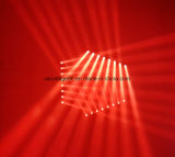 8 x 10 Вт светодиодной панели перемещение светового пучка света событий головки блока цилиндров