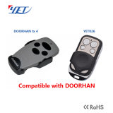 Doorhan Compatible con Control Remoto Control Remoto para garaje automático