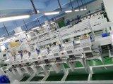 يترأّس [وونو] 8 9/12 ألوان حوسب تطريز آلة لأنّ غطاء, [ت-شيرت] ومسطّحة تطريز سعر في الصين مع [س], [غسغ] تصديق