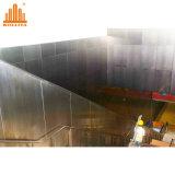Painéis compostos do elevador do aço inoxidável
