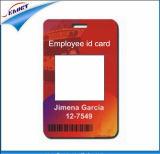 Scheda senza contatto laminata Ntag213 standard degli impiegati CI di formato