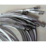 Alambre eléctrico para los cargadores de Apple MacBook con 5pins Magsafe L pista