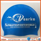 習慣の100%年のシリコーン明るいカラー水泳帽