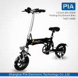 12 faltendes Stadt-elektrisches Fahrrad des Zoll-48V 250W (THHA-40WH) mit Cer