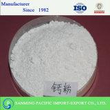 Carbonate de calcium nano pour le cuir